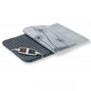 Grand coussin chauffant électrique Coton 60 cm