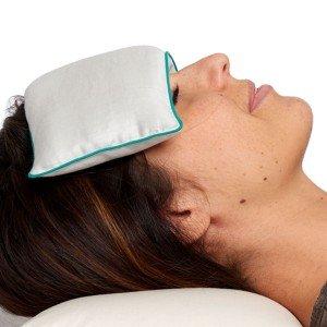 Compresse éclair contre les maux de tête, amarante et menthe poivrée