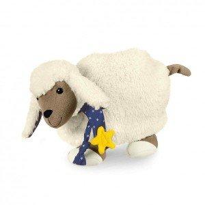 Doudou chauffant mouton pour bébé 1 mois+