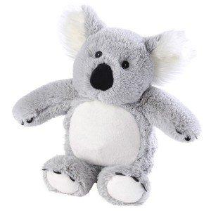 Bouillotte enfant Koala à chauffer au micro-onde, 30cm