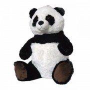 Grande Peluche et Bouillotte à eau Panda, 45 cm