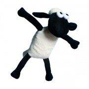 Peluche shaun le mouton - bouillotte à eau - 0,8l, 56cm