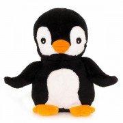 Mini peluche Pingouin, bouillotte micro-onde pour bébé