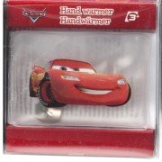 Chaufferette gel Cars de Disney, Flash, bolide rouge