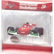 Chaufferette Cars de Disney, Bernoulli, Formule 1