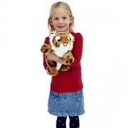 Marionnette enfant Tigre, 30cm