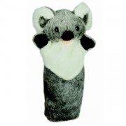 Marionnette à main Koala Mix à longue manche