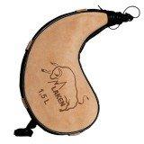 Gourde basque en peau souple forme courbée Zahato 1.5L