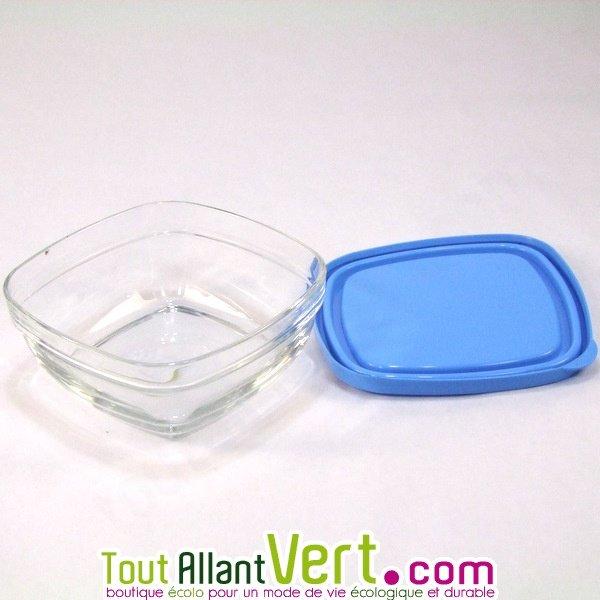 Plat de conservation en verre avec couvercle 11cm achat vente cologique acheter sur - Conservation plat cuisine ...