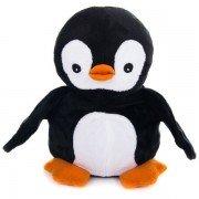 Peluche chauffante Pingouin au four ou micro-onde, câlins chauds