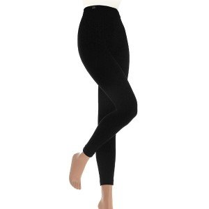 Legging Noir Ultra-Chaud Femme de Heat Holders