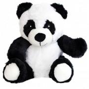 Peluche bouillotte Panda grains de blé, à chauffer au micro-onde