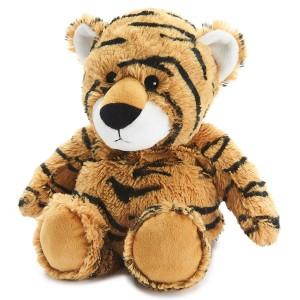 Peluche Tigre bouillotte micro-onde pour enfant