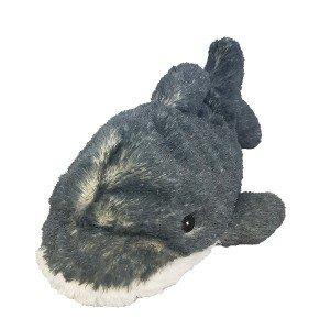 Bouillotte peluche Dauphin Baleine à chauffer au micro-ondes