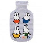 Petite Bouillotte à eau Miffy la lapine, bébé et enfant - 0,8l
