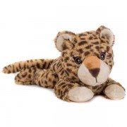 Bouillotte Peluche Leopard/tigre déhoussable micro ondable