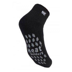 Chaussons Chaussettes noirs courtes Homme Chaudes 39-45