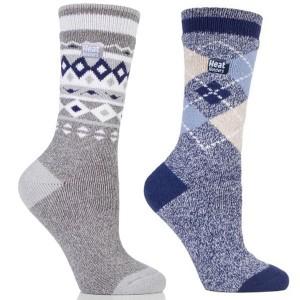 Chaussettes chaudes Fines pour le quotidien femme Heat Holders 1.6 37-42