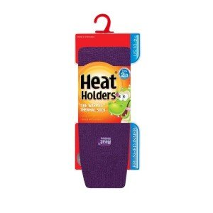 Chaussettes Enfants Ultra Chaudes Heat Holders 27-33