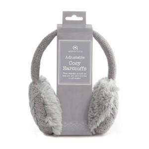 Chauffe-oreilles gris