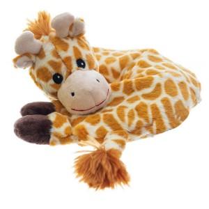 Tour de cou chauffant Girafe déhoussable 60cm