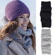 Grand Snood, double Tour de cou Femme Très Chaud Heat Holders