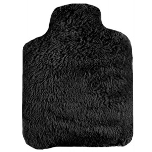Bouillotte sèche Noir à chauffer au micro-onde