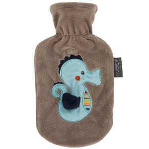 Bouillotte à eau Enfant Hippocampe, 0,8 litre