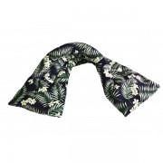Bouillotte bandeau chauffante motif Palmier pour soulager le corps, 60x13cm