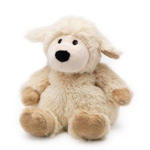 Mini peluche bouillotte agneau bébé