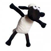 Peluche shaun le mouton - bouillotte graines 36cm