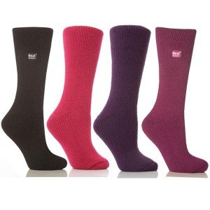 b5267188263 Chaussettes unis Femme Ultra Chaudes 37-42 Heat Holders - Acheter ...