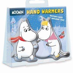 Bouillotte mains gel Moumines, les Trolls hippopotame