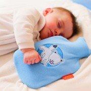 Bouillotte bébé à eau polaire à motif 0,8l - 26cm