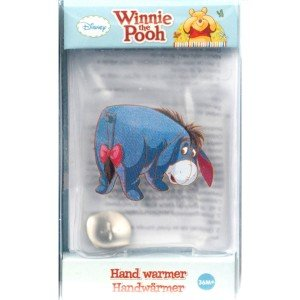 Chaufferette mains Bourriquet de Winnie L'Ourson