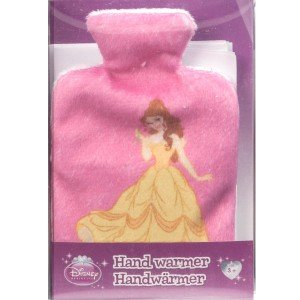 Chaufferette housse Princesse Disney La Belle et la Bête