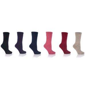 Chaussettes laine Femme Ultra Chaudes 37-42 Heat Holders