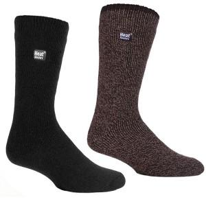 Chaussettes laine Homme Ultra Chaudes 39-45 Heat Holders