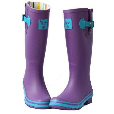 Bottes de pluie Raisins Mauve Violet