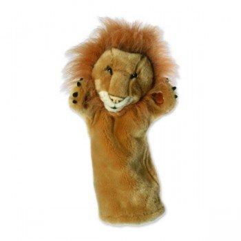 Marionnette enfant à longue manche Lion