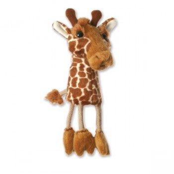 Marionnettes à doigts Girafe 15cm