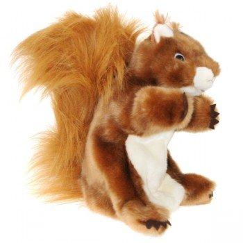 Marionnette à main Ecureuil à longue manche