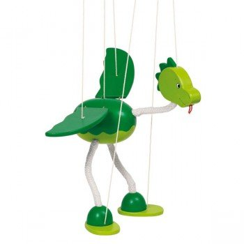 Marionnette à fils Oiseau pour enfants