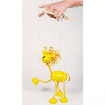 Marionnette à fils Lion pour enfants