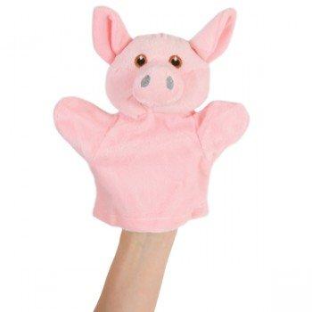 Marionnette à main bébé Cochon