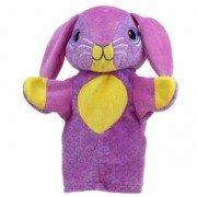 Marionnette lapin coloré à main Bébé et Enfants