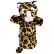 Marionnette à main Grizzly avec une longue manche
