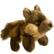 Marionnette enfant à main loup, 30cm
