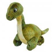Marionnette à doigt Dinosaure Brontosaure, 15cm