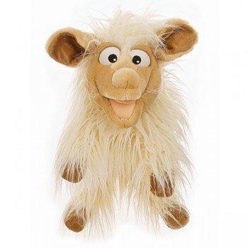 Marionnette Lucie l'agneau, 43cm